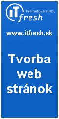 IT Fresh - Tvorba web str�nok